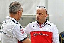 Formel 1: Ferrari überlegt Technikdirektor von Alfa abzuziehen