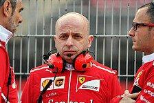 Ferrari baut Technik-Abteilung um: Resta für Mick Schumacher