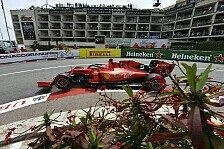 Formel 1 in Monaco: Warum freitags nicht gefahren wird