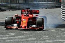 Formel 1 - Vettel schmettert Kritik an Ferrari ab: Unfair