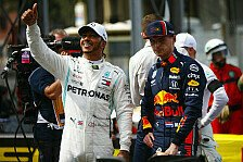 Formel 1, USA-Beef: Hamilton provoziert 'zickigen' Verstappen