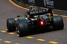 Formel 1: Renault lange wegen grobem Motor-Problem gebremst