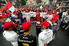 Monaco 2019: So groß verabschiedete die Formel 1 Niki Lauda