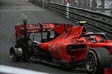 Formel 1, Leclercs Monaco-Desaster: Crash mit Ansage