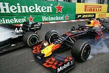 Formel 1 - Bilder: Monaco GP - Duell Hamilton vs. Verstappen