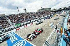Formel E Berlin 2020: Rennen wegen Corona-Krise abgesagt