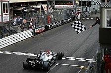 Formel 1 - Bilderserie: Monaco GP - F1 Monaco - Presse: Ein hart erkämpfter Sieg für Niki Lauda