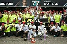 Formel 1 Monaco-Statistik: Hamilton schlägt Schumacher-Rekord