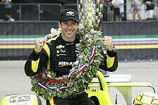 Simon Pagenaud: Formel 1 war mein Traum