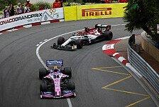Formel 1 Monaco - Räikkönen: Technik-Problem bremst Alfa Romeo