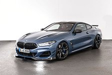 AC Schnitzer kombiniert im 8er BMW Luxus und Sportlichkeit