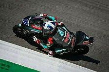 Moto3 Misano 2020: Albert Arenas stürzt, John McPhee gewinnt