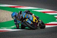 Moto2: Alex Marquez siegt in Mugello, Tom Lüthi am Podest