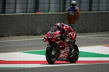 MotoGP Mugello 2019: Petrucci holt in irrem Krimi Debütsieg