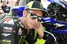 MotoGP - Yamaha-Boss: Valentino Rossi steht nicht in Frage