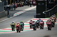 MotoGP verschiebt Grands Prix in Mugello und Barcelona