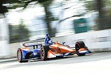 IndyCar Detroit: Dixon mit erstem Saisonsieg in Knaller-Lauf