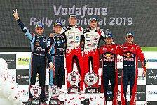 WRC Rallye Portugal 2019: Alle Fotos vom 7. WM-Rennen