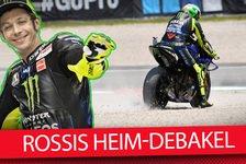MotoGP - Video: MotoGP Mugello: Was ist mit Rossi los? Der Analyse-Talk