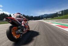 MotoGP veranstaltet virtuelles Rennen mit Rossi, Marquez & Co.