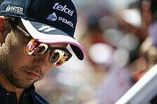 F1, Perez blutet das Herz: Harte Tage nach Hockenheim-Crash