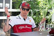 Formel 1 Kanada, Räikkönen: 2019 läuft nicht gerade nach Plan