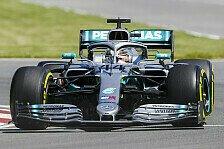 Formel 1 Kanada 1. Training: Mercedes vorne, Vettel mit Dreher