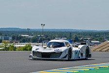 24h Le Mans 2019: Wasserstoff-Prototyp gibt Weltpremiere