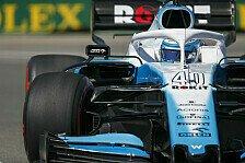 Formel-1-Fahrer 2020: Williams gibt Latifi jetzt jede Minute