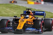Formel 1 Kanada: McLaren-Überraschung im Training - nur Zufall?