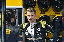Formel 1, Hülkenberg wieder hinter Ricciardo: Es wurmt einen