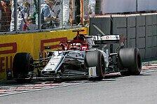 Formel 1, Kimi Räikkönen: Alfa-Krise hat nur einen Grund