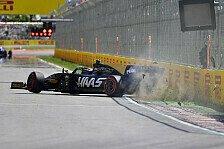 Formel 1 2019: Kanada GP - Magnussen-Crash im Qualifying