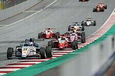 ADAC Formel 4 - Bilder: Red Bull Ring - 4. - 6. Lauf