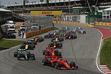 Formel 1: Kanada-GP nach Millionenforderung in Gefahr