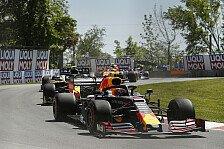 Formel 1, Verstappen hadert mit P5: Nicht wo wir sein wollen