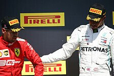 Vettel-Strafe: So reagieren seine Formel-1-Fahrerkollegen