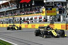 Renault feiert Ricciardo - Teamorder-Frust bei Hülkenberg