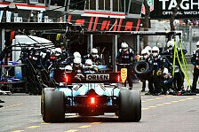 Williams: Das F1-Schlusslicht und die schnellen Boxenstopps