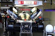24h Le Mans: Bizarrer Toyota-Unfall überschattet Qualifying
