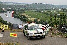 Rallye Deutschland 2019 - Vorausfahrzeuge für mehr Sicherheit