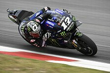 MotoGP-Test in Barcelona: Vinales voran, Lorenzo mit Crash