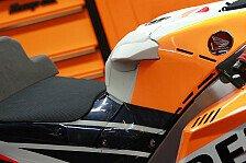 MotoGP Barcelona: Neue Elemente an Jorge Lorenzos Honda