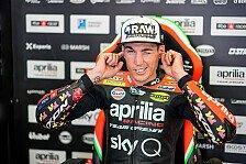 MotoGP: Aleix Espargaro verlängert Vertrag bei Aprilia