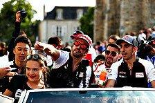 24 h von Le Mans 2019: Freitag