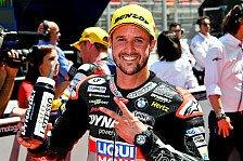 Moto2: Tom Lüthi beendet Motorrad-Karriere