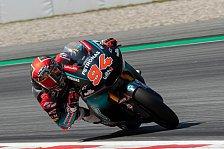 Moto2 - Jonas Folger: Feuer für das Rennfahren wieder entfacht
