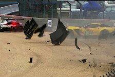 24h Le Mans: Porsche-Unfall reißt Corvette aus dem Rennen