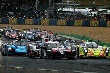 24h Le Mans 2020: Zeitplan geändert - Starterliste überarbeitet