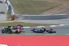 MotoGP Barcelona: Lorenzo schießt Dovizioso, Vinales, Rossi ab